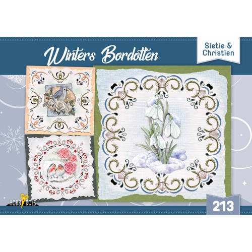 Hobbydols 213: Winters Bordotten