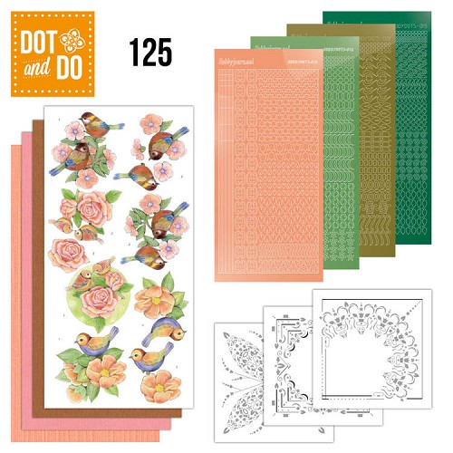 Dot and Do 125: Birds