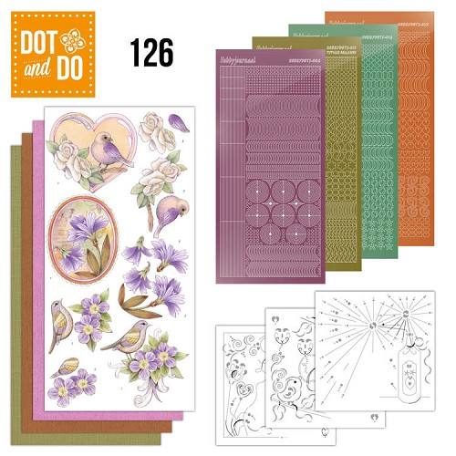 Dot and Do 126: Vintage Flowers