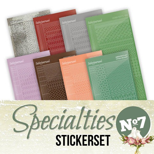 Specialties 7 - Stickerset