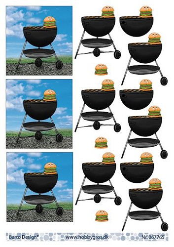 BD: Barbeque