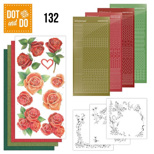 Dot and Do 132; Roses