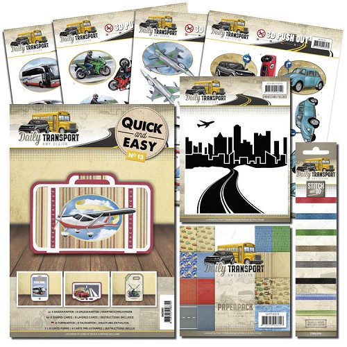 Hobbyjournaal 160 Actieset: Dailey Transport