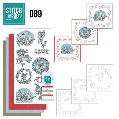 Stitch and Do 89 Christmas Dreams