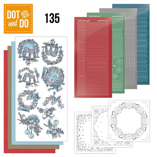 Dot and Do 135; Christmas Dreams