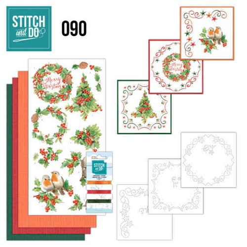 Stitch and Do 90: Merry Christmas