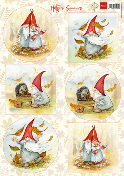 MD: Hetty's Gnomes