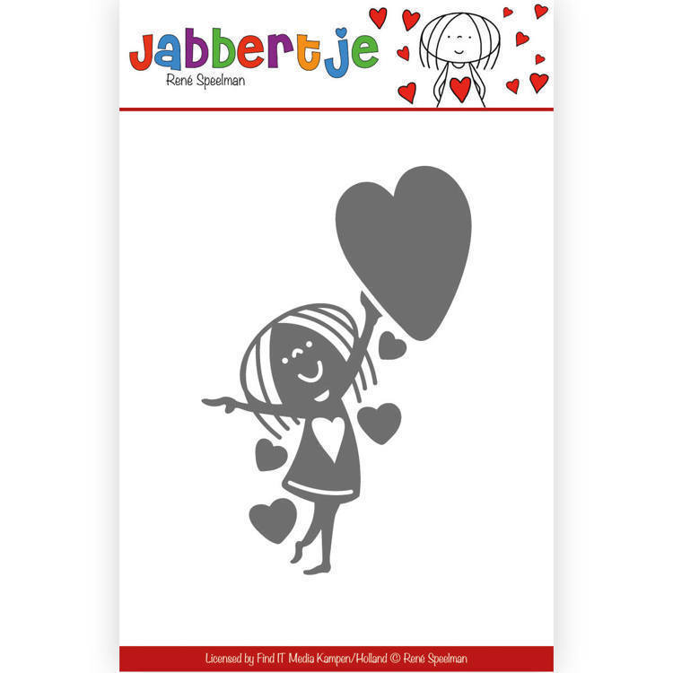 Speelman: Jabbertje; Die - With Hearts