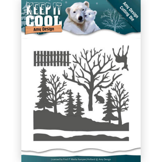 Amy Design - Keep It Cool: Die - Cool Forest