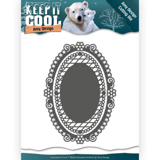 Amy Design - Keep It Cool: Die - Keep it Oval