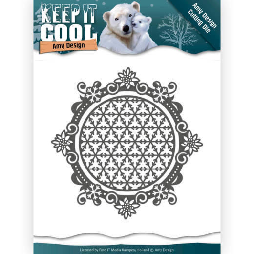 Amy Design - Keep It Cool: Die - Keep It Round
