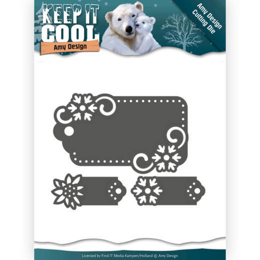 Amy Design - Keep It Cool: Die - Cool Tags