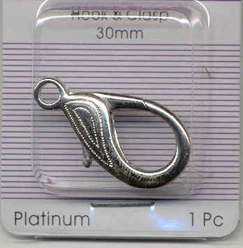 Hook & Clasp 30mm