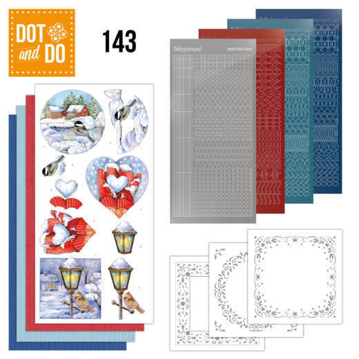 Dot and Do 143 - Winter Scenes