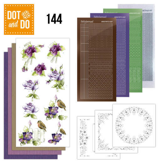 Dot and Do 144 - Roses