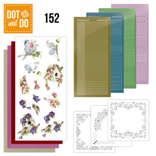 Dot and Do 152: Spring in the Air