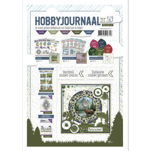 Hobbyjournaal 169 met Push Out Scenery 0335.S0010