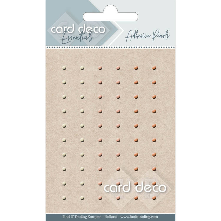 Carddeco Essentials: Adhesive Pearls