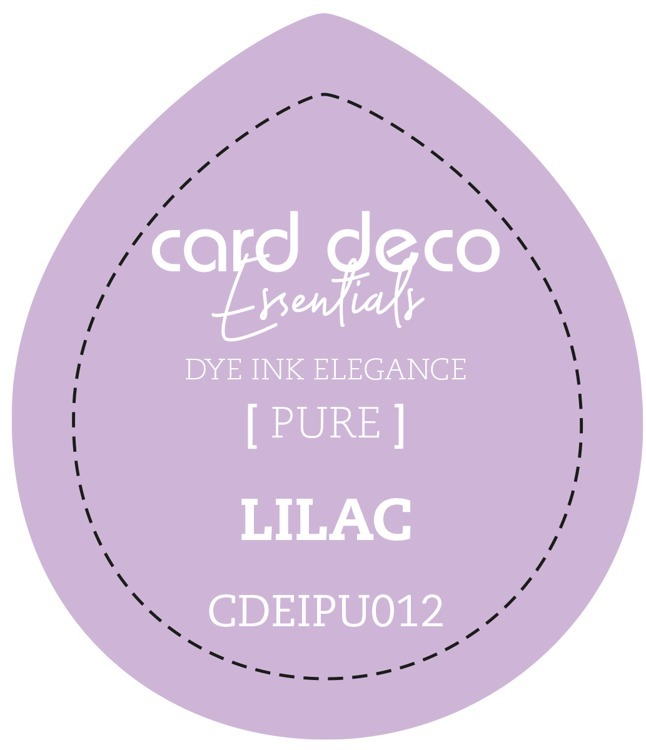 Card Deco Essentials; Fade-Resistant Dye Ink - LILAC