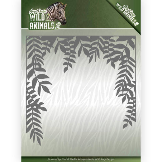 CD: Amy Design; Wild Animals 2, Die - Jungle Frame