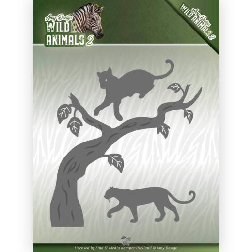 CD: Amy Design; Wild Animals 2, Die - Panther