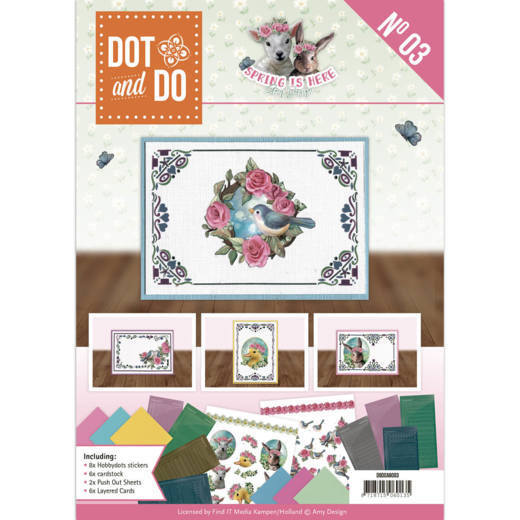 Dot and Do BOOK 3