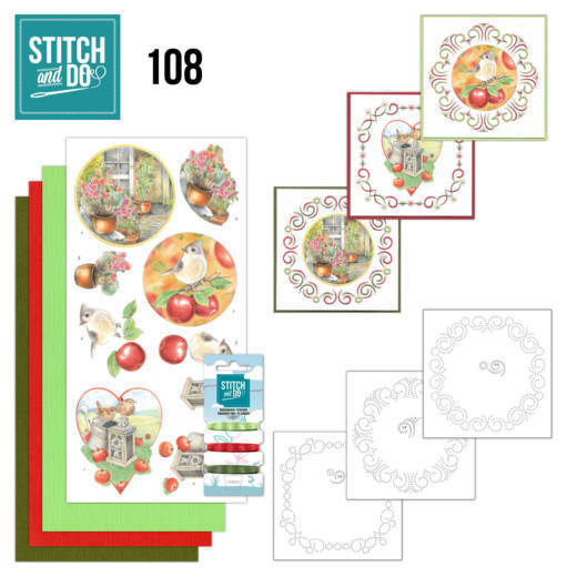 Stitch and Do 108; Outdoor Beauty