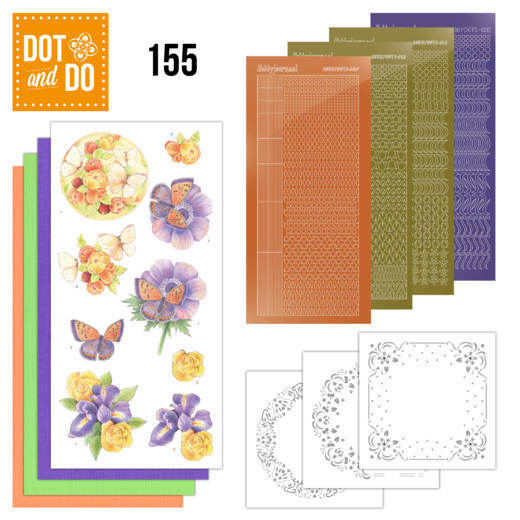 Dot and Do 155: Delightful Flowers