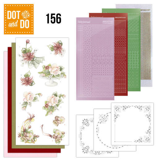 Dot and Do 156: Sweet Summer Flowers