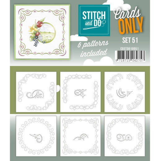 Stitch and Do: Cards Only 51