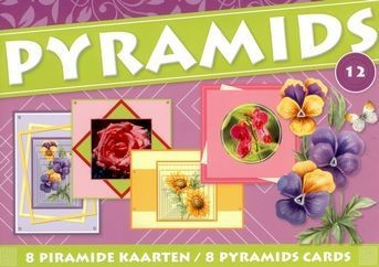 SL: Pyramids A5 book; Flowers