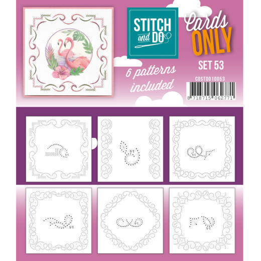 Stitch and Do: Cards Only 53