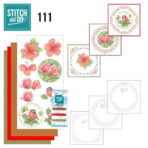 Stitch and Do 111: Nature's Beauty