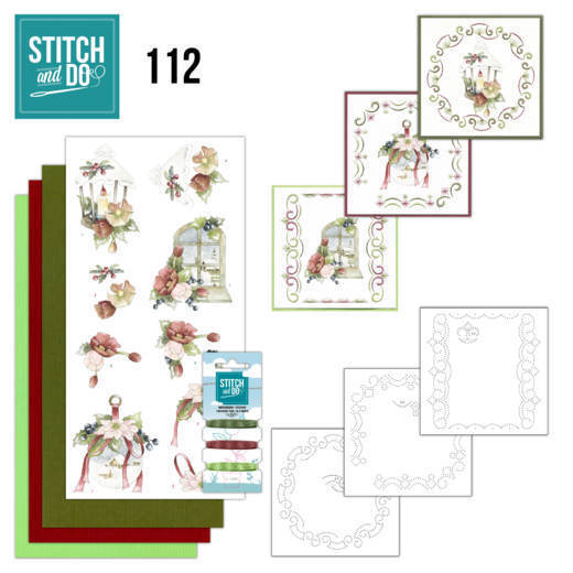 Stitch and Do: 112 - Warm Christmas Feelings