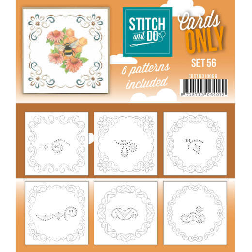 Stitch and Do: Cards Only; Set 56