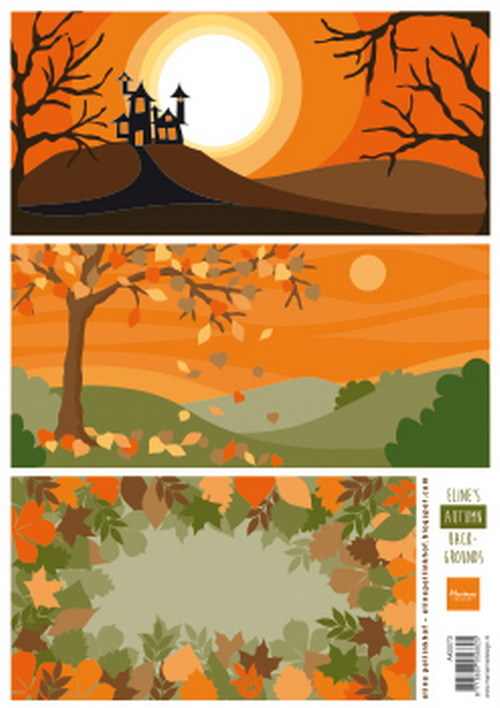 MD: Eline's Autumn Backgrounds