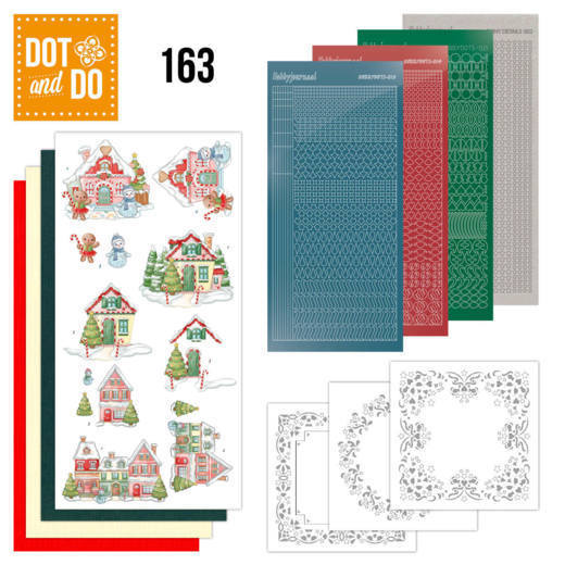 Dot and Do 163 - Sweet Houses