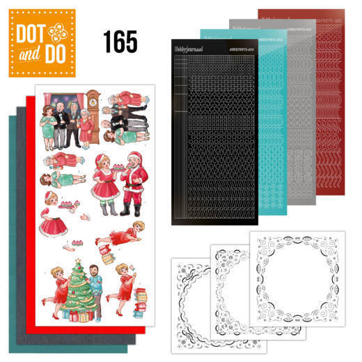 Dot and Do 165: Family Time