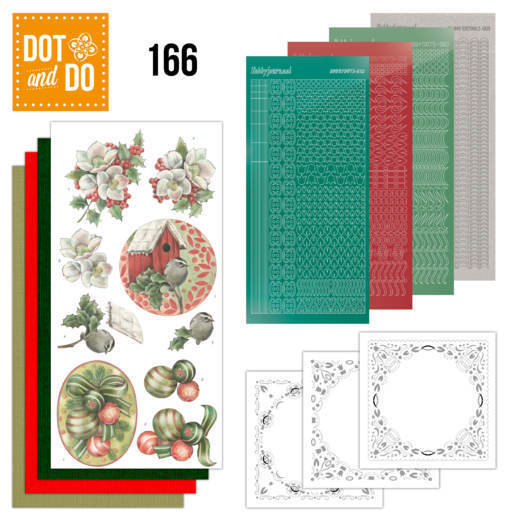Dot and Do 166: Christmas Decorations