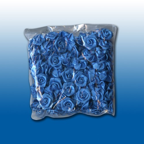 Flowers: 24 pcs; kobalt