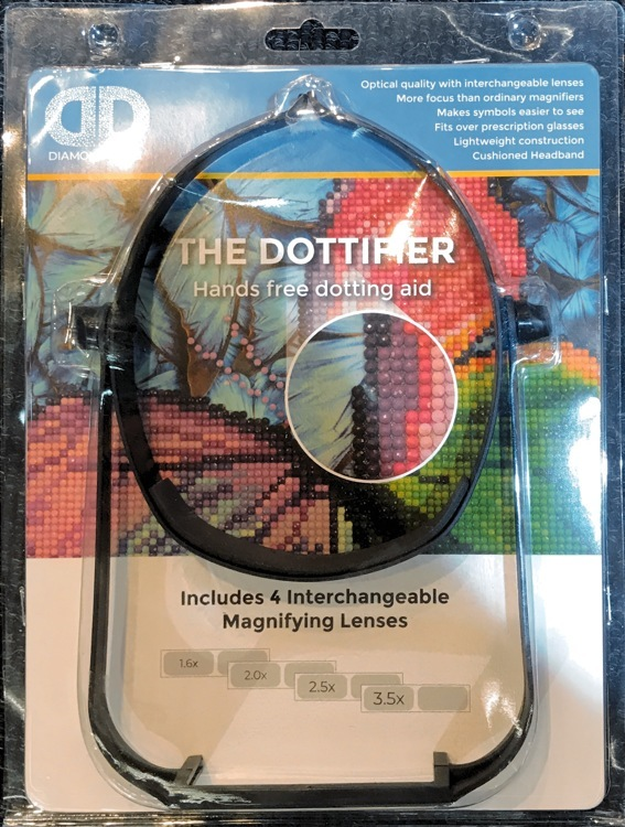 Diamond Dotz Dottifier - Magnifer