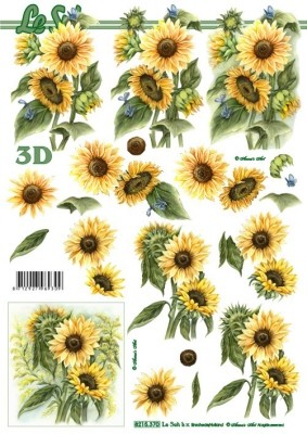 LS Nouvelle: Sunflower