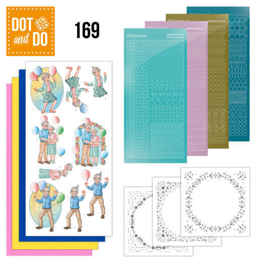 Dot and Do 169: Party Together