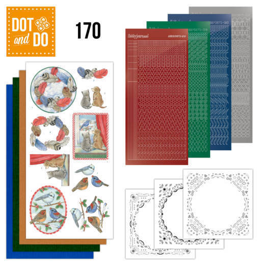 Dot and Do 170: Snow Scenes