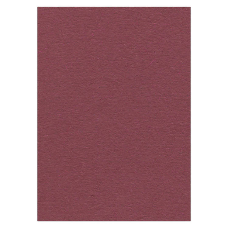 Card Deco Essentials; Fotokarton-Cardstock; 10 vel A4 - 270 grs - BORDEAUX