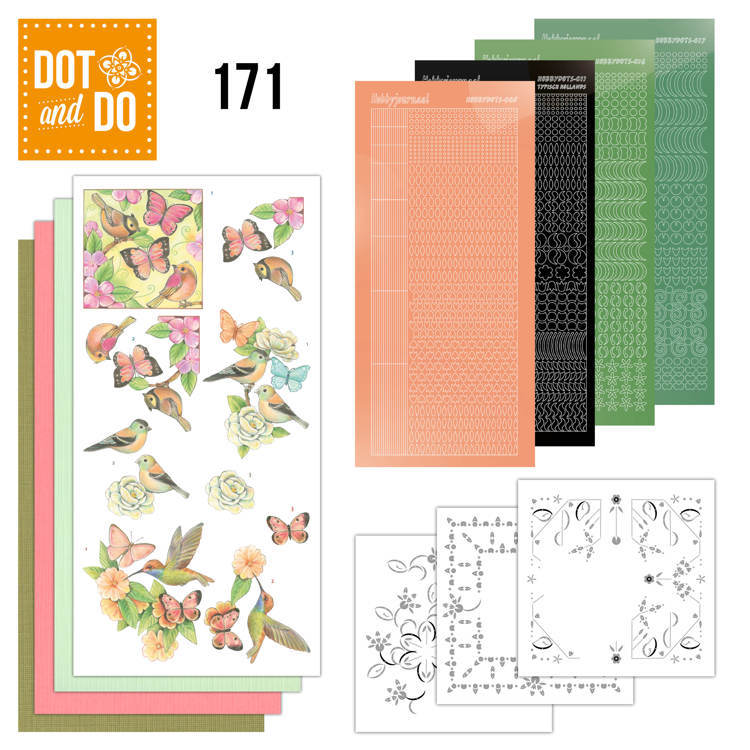 Dot and Do 171: Vrolijke lente