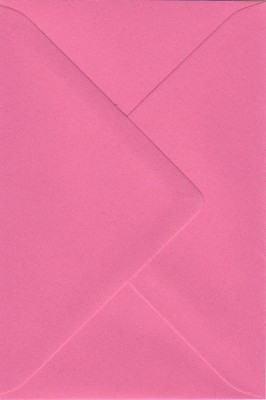 CardDeco C6 envelop 18 pcs: Rose