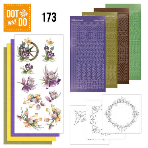 Dot and Do 173; Precious Marieke - Spring