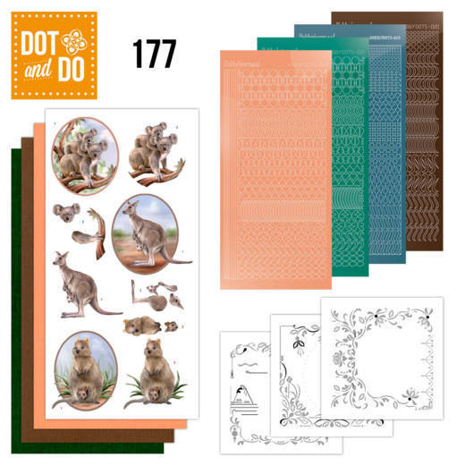 Dot and Do 177; Amy; Wild Animals