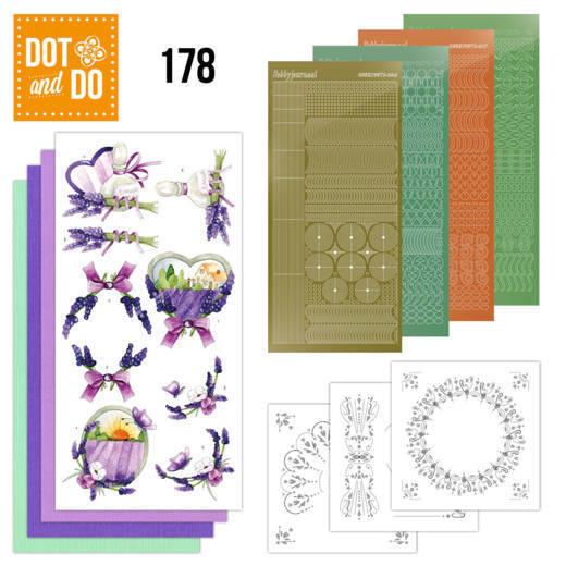 Dot and Do 178: Lavender
